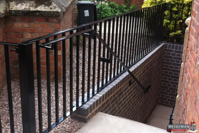 Conservation Railings