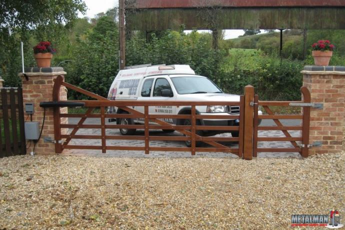 Gate Automation Henley in Arden