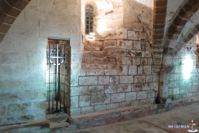 Conservation Church Cript Gates