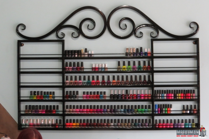 Nail Varnish Rack