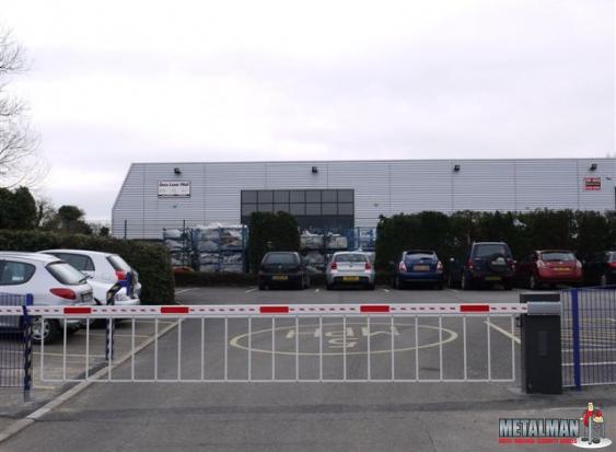 Sea UK Ltd Industrial barrier