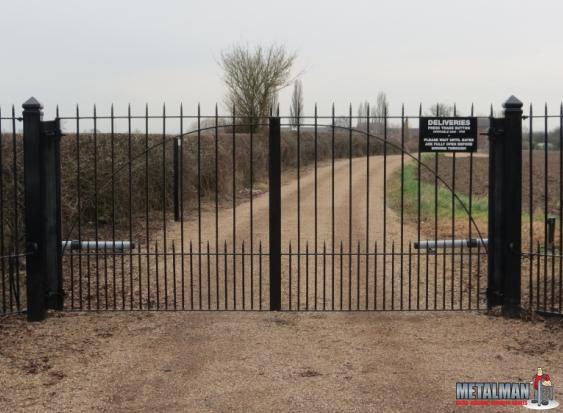 Automated gates Warwickshire